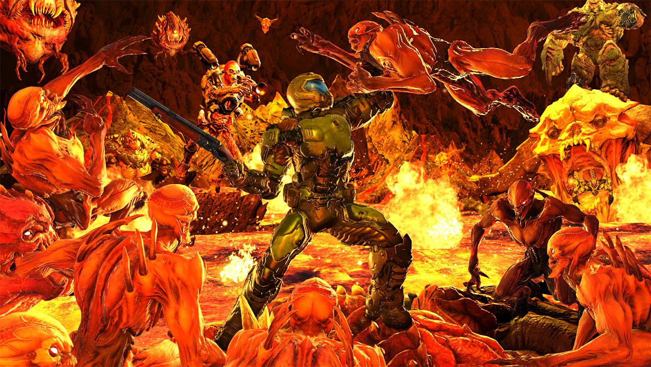 doom slaughter wads